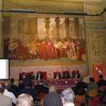 Sala della prefettura di Lucca
