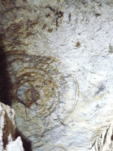 Cerchio in grotta
