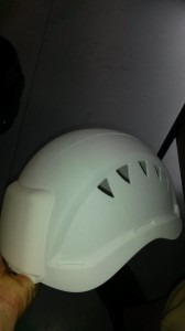 Prototype of Cave Smart Helmet